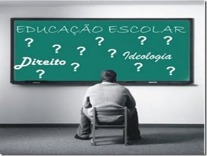 educação-ideologia ou direito