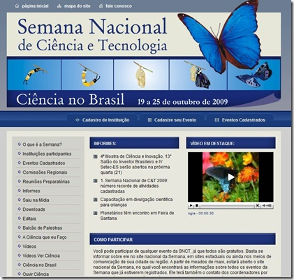 site semanaIC