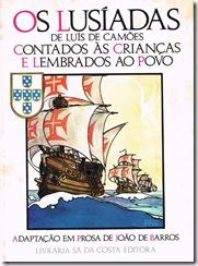 João de Barros, Os Lusíadas lembrados ao povo e contados às crianças
