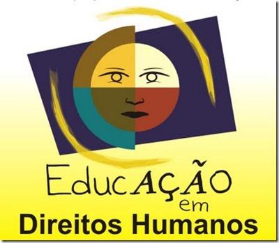 Cartaz Educação em Direitos Humanos