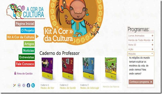 kit cor cultura site